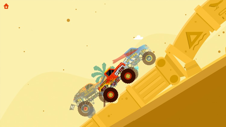 Monster Truck Go - Racing Simulator Games For Kids screenshot-3
