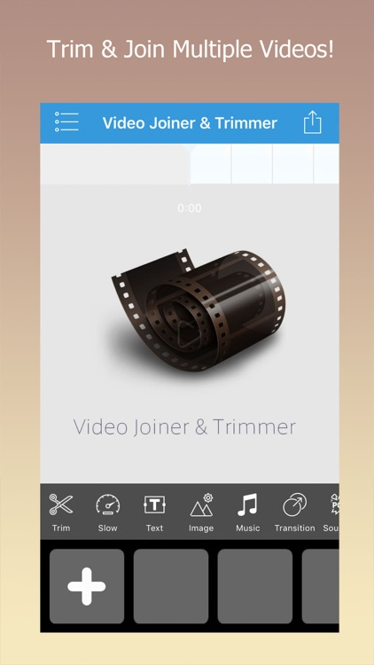 Video Joiner & Trimmer Pro