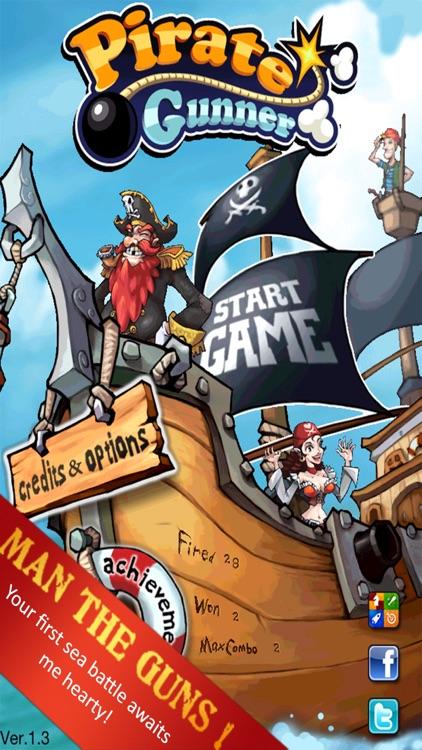 Pirate Gunner HD