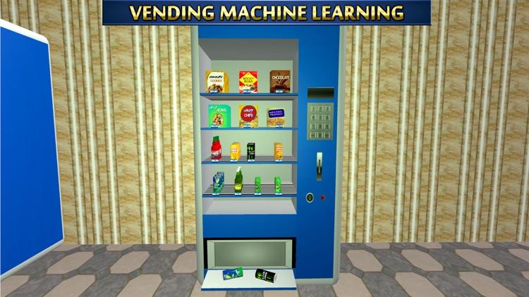 vending machine 3d simulator fun snack games
