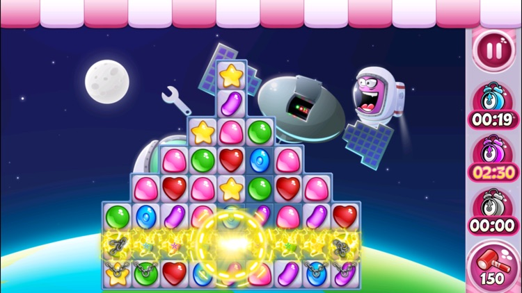 Jewel World Crush this Candy Mania