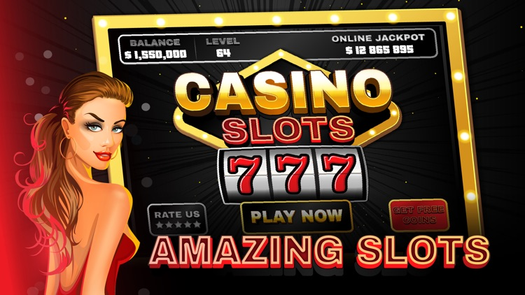 Infinity Jackpot - Classic Vegas Slots Machine