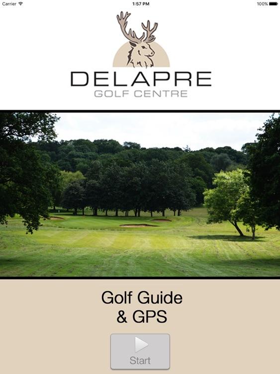 Delapre Golf Centre - Buggy
