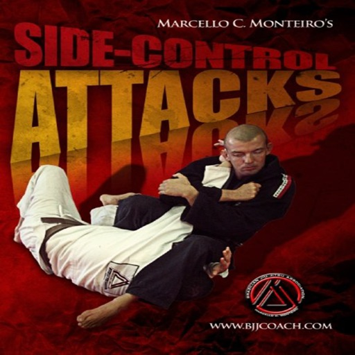 BJJ Side Control Attacks - Brazilian Jiu Jitsu