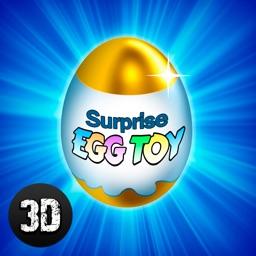 Surprise Egg Machine Simulator
