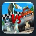 Blaze VS Darington Monster Truck