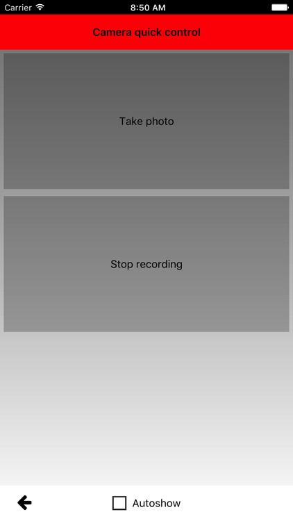 Toolbox for Yi 4K screenshot-3