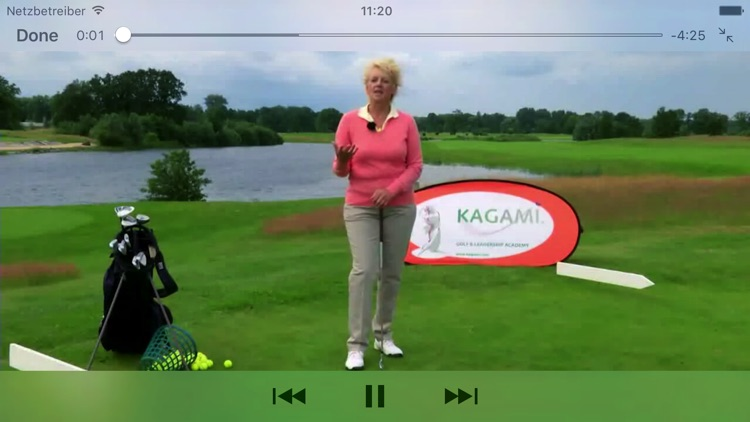 KAGAMI Golf screenshot-2