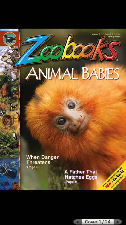 Zoobooks screenshot-0