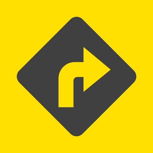 Eniro Navigation - Offline GPS, kartor & trafik