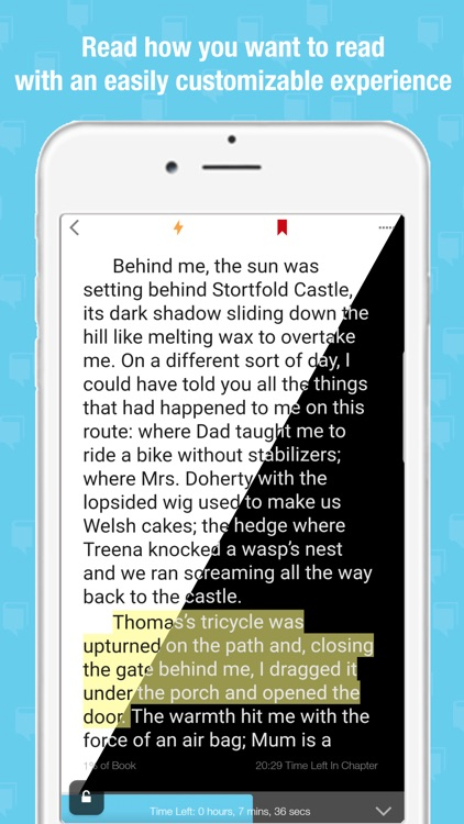 BookShout: Read eBooks & Track Your Reading Goals screenshot-3