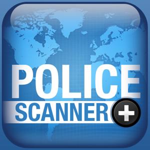 Police Scanner+ app