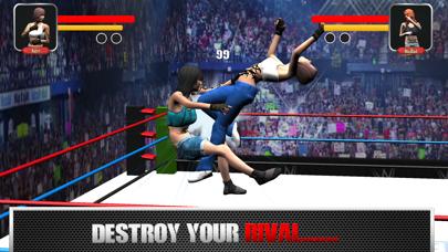World Wrestling Revolution 3D Champion screenshot two