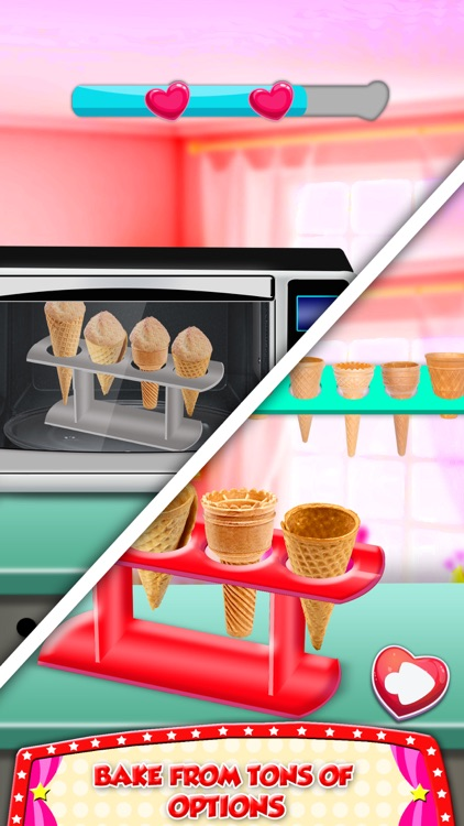 DIY Ice Cream On Cupcake! Cool Desserts Chef Game