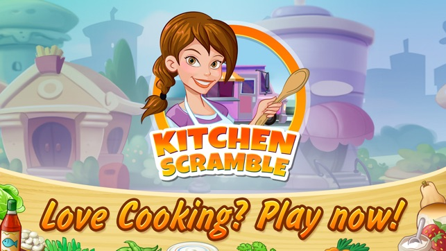 Kitchen Scramble: Cooking Game on the App Store