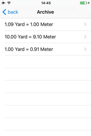 Yard Meter - náhled
