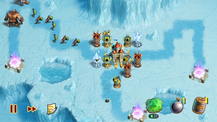 Towers N' Trolls screenshot-4