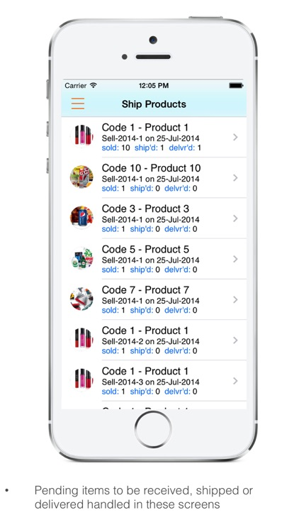 Inventory Tracker Pro For Small Business screenshot-3