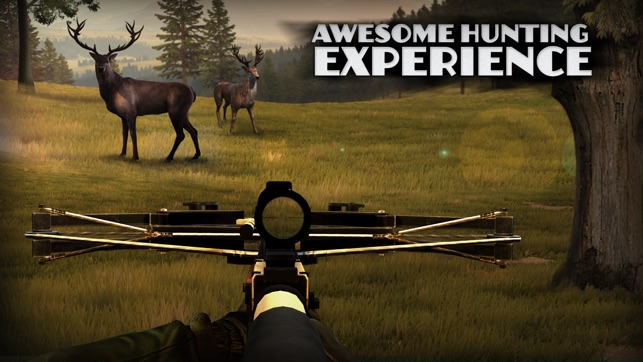 Crossbow Hunting: Wild Animals & Real Deer Hunt on the App Store