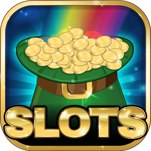 Irish Rainbow of Gold Slots Machine