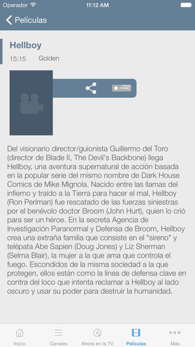 Televisión Argentinaのおすすめ画像2