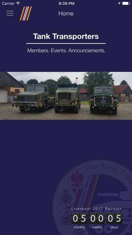 Tank Transporters