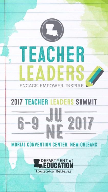 Teacher Leaders Summit 2017