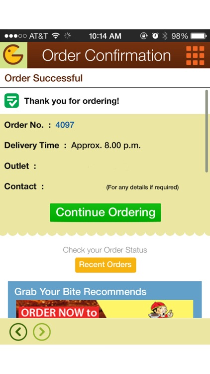 Gopal Krishna Food Ordering screenshot-4