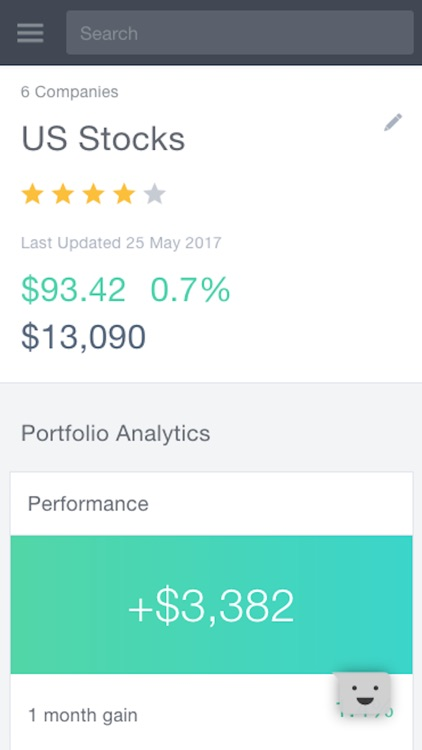 Stockflare screenshot-4