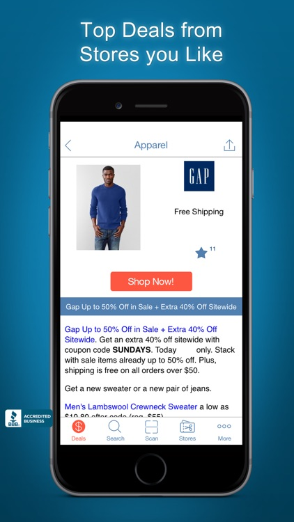 Clothes Shopping App - Fashion screenshot-1