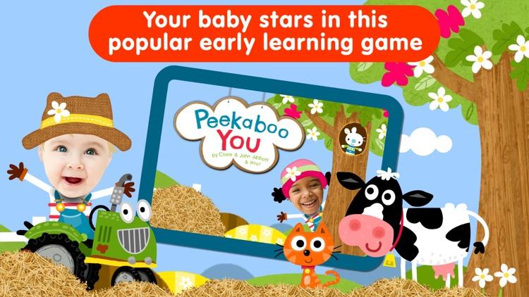 Animal Peekaboo: Baby Games screenshot-0