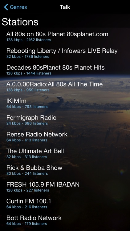 Cloud Radio Pro screenshot-4