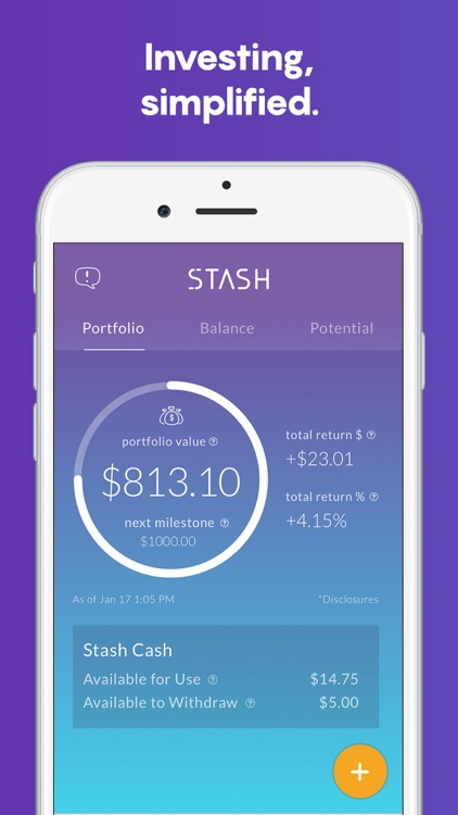Stash Invest: Investing & Financial Education