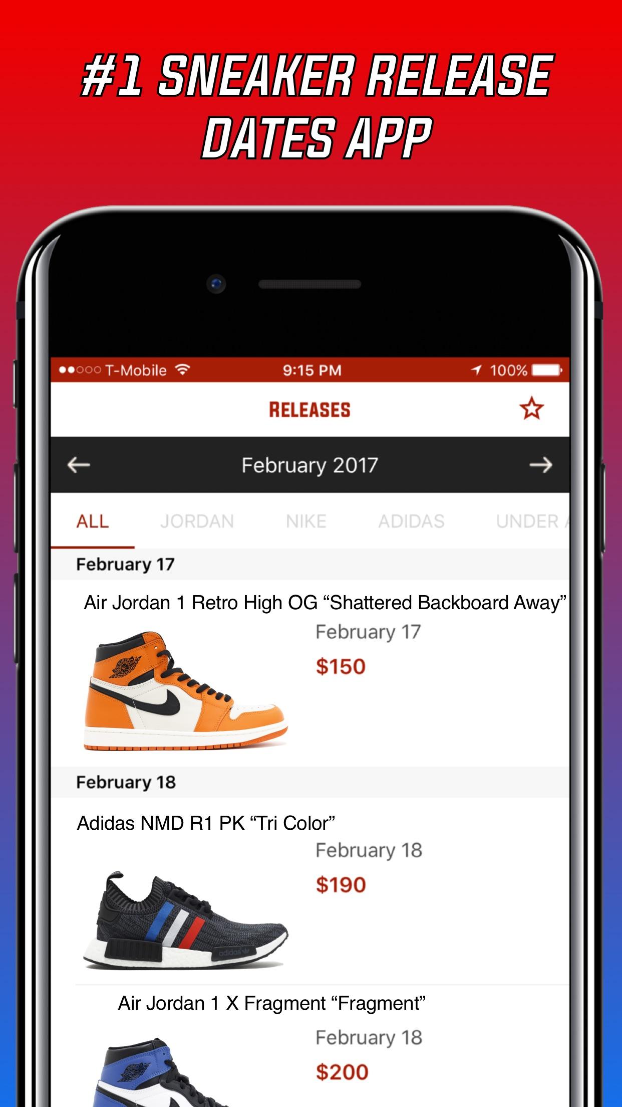 KICKSTER - Hype Culture Community, Shop & Releases Screenshot