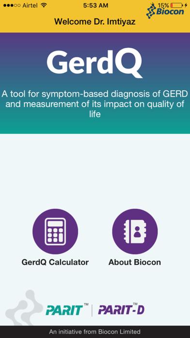 GerdQ Calculator screenshot two