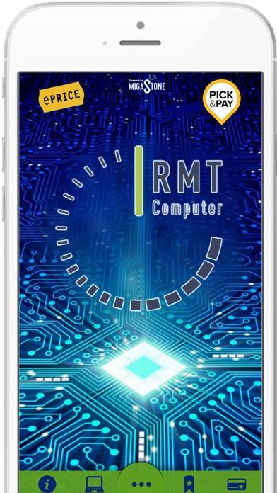 Screenshot of RMT Computer1