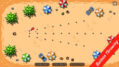 Screenshot #2 pour Beach Games