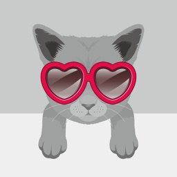 Russian Blue Moji - Emoji & Stickers