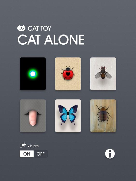 CAT ALONE - Cat Toy screenshot-0