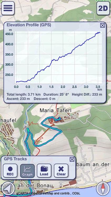 GeoFlyer Europe 3D Maps screenshot-4
