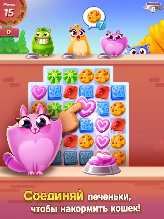 Cookie Cats на iPad