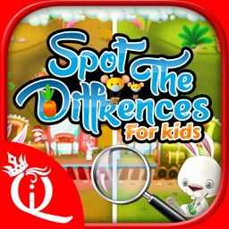 Spot The Differences For Kids - Hidden Objects