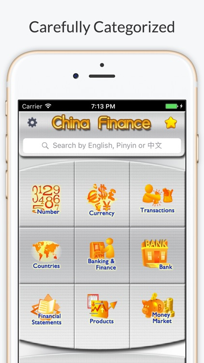 Financial Chinese Pro - Phrases & Vocabulary screenshot-0
