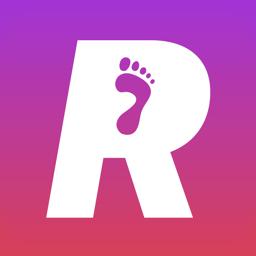 Ícone do app RunCadence Mobile