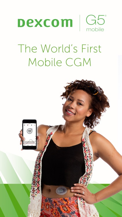 Dexcom G5 Mobile screenshot-4