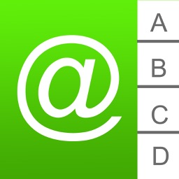 Addressbook Pro with Auto Photo To Contacts
