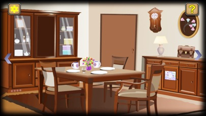 新脱出げーむ:脱出かわいい赤い部屋紹介画像3