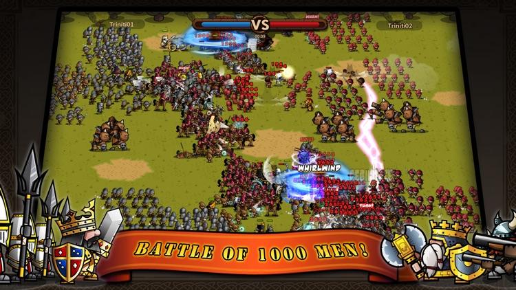 Mini Warriors™ screenshot-3