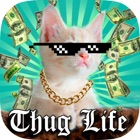 Thug Life Photo Stickers - Photo maker icon