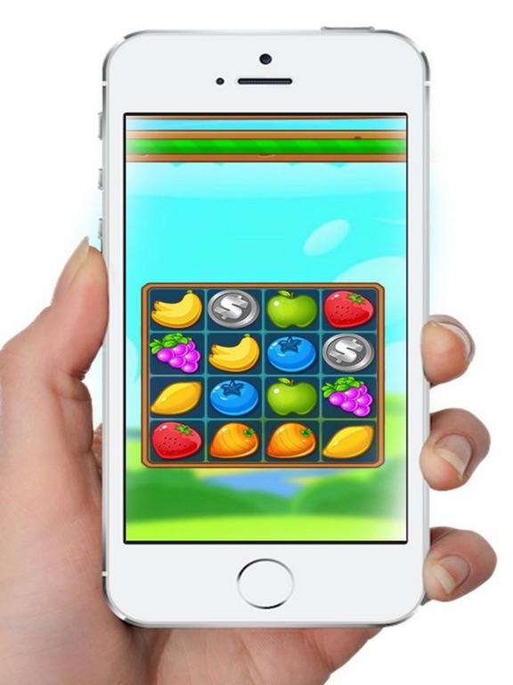Fruits Style Game Puzzle screenshot 3